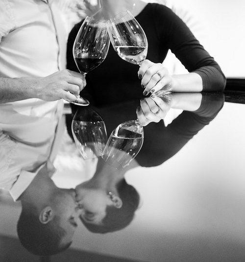 Um brinde aos apaixonados